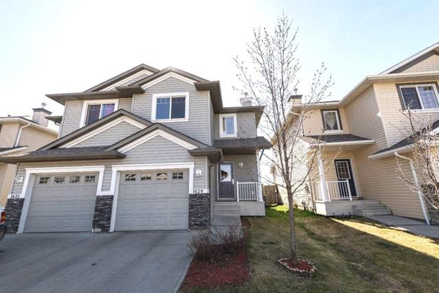 1629 Melrose Place, Edmonton, AB T6W 1X5 (#E4156895) :: The Foundry Real Estate Company