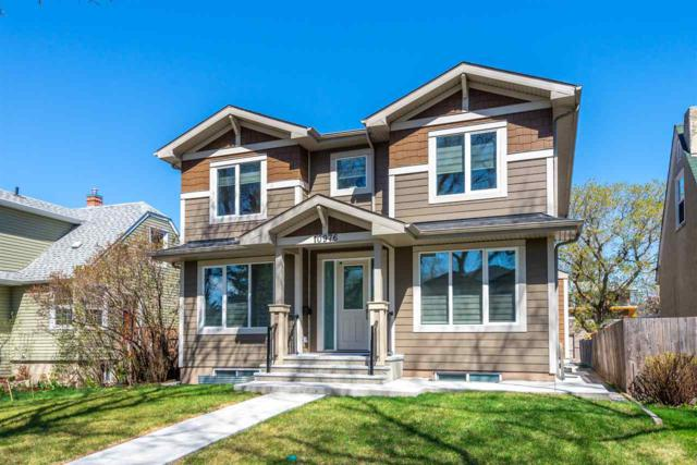 10976 75 Avenue, Edmonton, AB T6G 0G9 (#E4156928) :: David St. Jean Real Estate Group