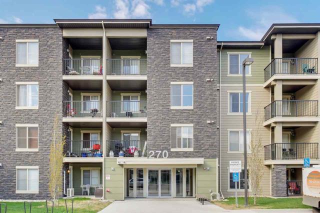 215 270 Mcconachie Drive, Edmonton, AB T5Y 3N4 (#E4156953) :: The Foundry Real Estate Company