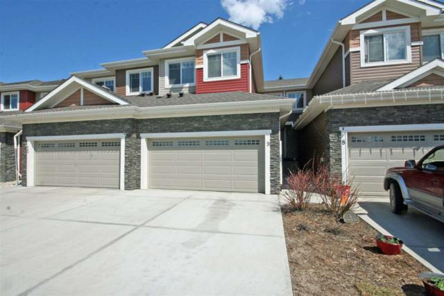 9 94 Longview Drive, Spruce Grove, AB T7X 0W3 (#E4156981) :: The Foundry Real Estate Company
