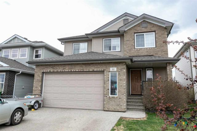 52 Newmarket Way, St. Albert, AB T8N 0R2 (#E4157083) :: The Foundry Real Estate Company
