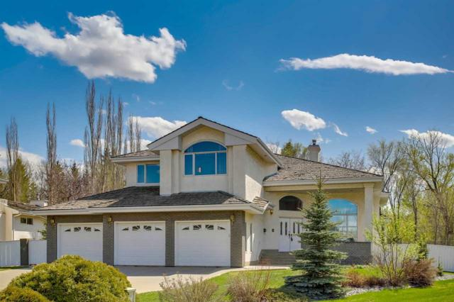 573 Estate Drive, Sherwood Park, AB T8B 1M2 (#E4157119) :: David St. Jean Real Estate Group