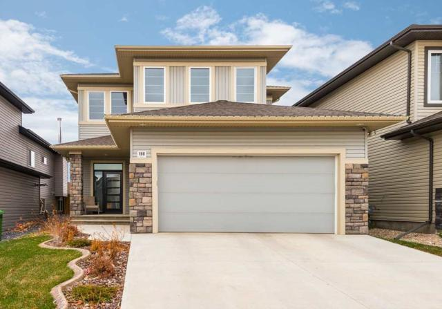 190 Woodhill Lane, Fort Saskatchewan, AB T8L 0L5 (#E4157123) :: The Foundry Real Estate Company