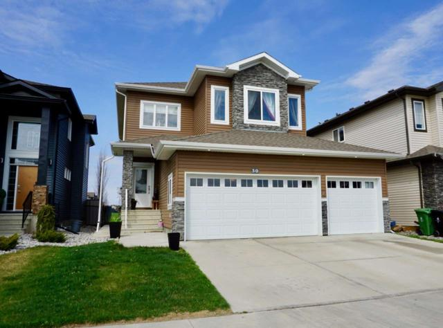 30 Canyon Road, Fort Saskatchewan, AB T8L 0J2 (#E4157137) :: David St. Jean Real Estate Group