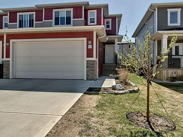 30 Hazelwood Lane, Spruce Grove, AB T7X 0R7 (#E4157146) :: The Foundry Real Estate Company