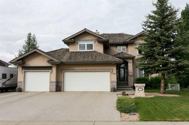 195 52304 RR 233, Rural Strathcona County, AB T8B 1C9 (#E4157150) :: David St. Jean Real Estate Group