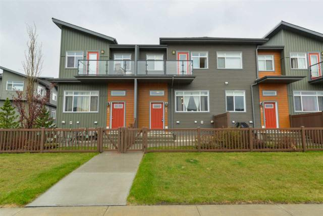 61 7503 Getty Gate, Edmonton, AB T5T 4S8 (#E4157159) :: Mozaic Realty Group
