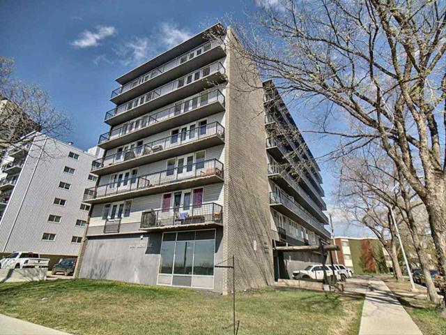 305 8306 Jasper Avenue NW, Edmonton, AB T5H 3S3 (#E4157207) :: David St. Jean Real Estate Group