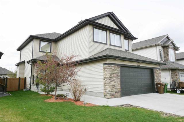 5 Newton Place, St. Albert, AB T8N 3V6 (#E4157224) :: The Foundry Real Estate Company
