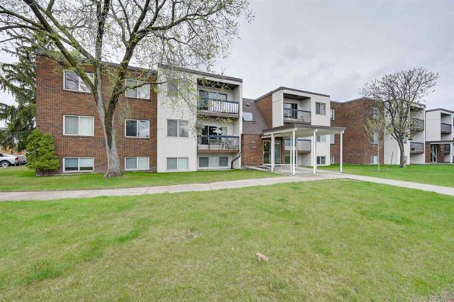 107 11445 41 Avenue, Edmonton, AB T6J 0T9 (#E4157234) :: David St. Jean Real Estate Group