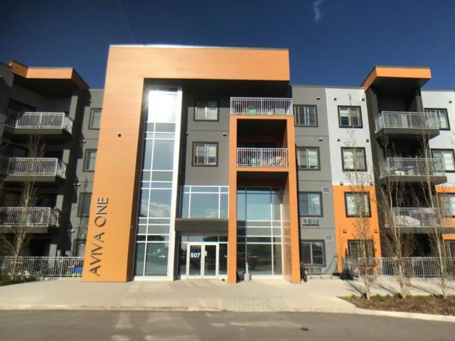 210 507 Albany Way, Edmonton, AB T6V 0L9 (#E4157288) :: David St. Jean Real Estate Group