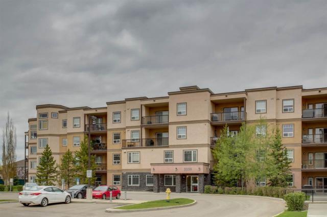 218 2035 Grantham Court, Edmonton, AB T5T 3X4 (#E4157309) :: The Foundry Real Estate Company