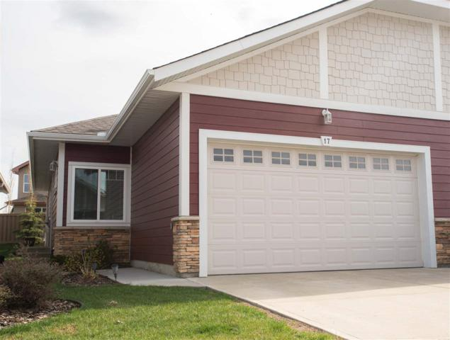 17 175 Mcconachie Drive NW, Edmonton, AB T5Y 0S1 (#E4157318) :: The Foundry Real Estate Company