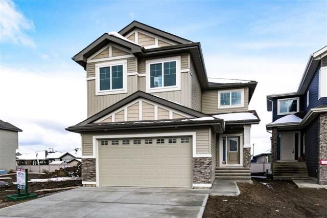 53 Summerstone Lane, Sherwood Park, AB T8H 0S9 (#E4157389) :: David St. Jean Real Estate Group