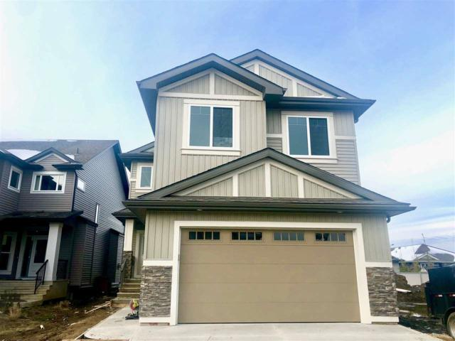 57 Summerstone Lane, Sherwood Park, AB T8H 0S9 (#E4157397) :: David St. Jean Real Estate Group