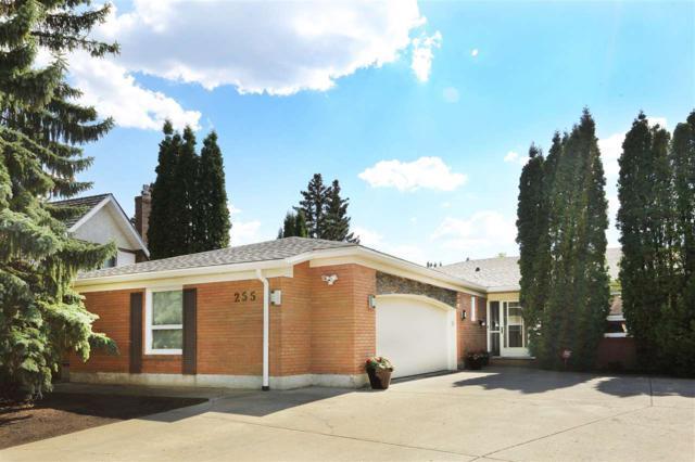 255 Wakina Drive, Edmonton, AB T5T 2X6 (#E4157402) :: Mozaic Realty Group