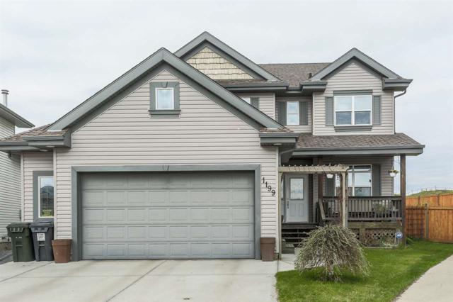 1199 Oakland Drive, Devon, AB T9G 2G9 (#E4157433) :: The Foundry Real Estate Company