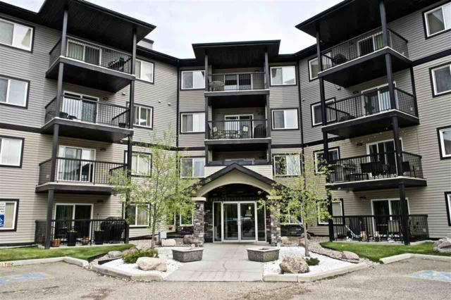 314 5951 165 Ave, Edmonton, AB T5J 0J6 (#E4157476) :: David St. Jean Real Estate Group