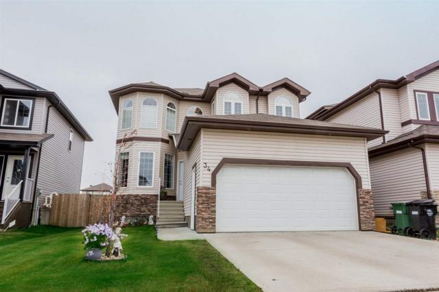 34 Mclean Bend, Leduc, AB T9E 0P1 (#E4157487) :: David St. Jean Real Estate Group