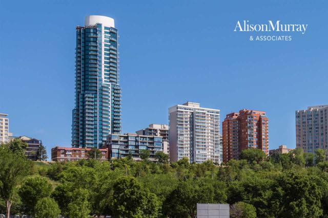 1301 11969 Jasper Avenue, Edmonton, AB T5K 0P1 (#E4157496) :: The Foundry Real Estate Company