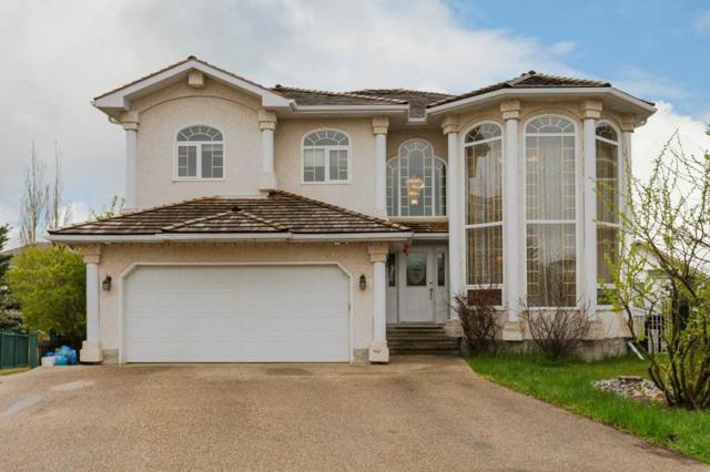 1115 Falconer Road, Edmonton, AB T6R 2G6 (#E4157538) :: David St. Jean Real Estate Group