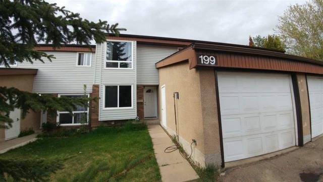 199 Grandin Village, St. Albert, AB T8N 2J3 (#E4157582) :: David St. Jean Real Estate Group
