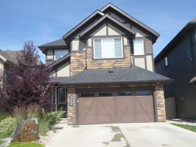 2706 Kirkland Way, Edmonton, AB T6W 2P7 (#E4157612) :: David St. Jean Real Estate Group