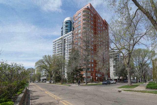 601 10010 119 Street, Edmonton, AB T5K 1Y8 (#E4157619) :: The Foundry Real Estate Company