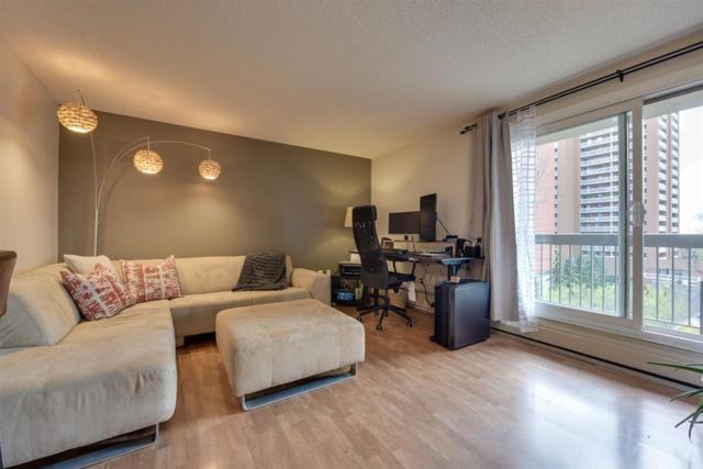 506 9715 110 Street, Edmonton, AB T5K 2M1 (#E4157626) :: The Foundry Real Estate Company