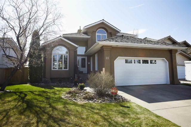 25 Essex Close, St. Albert, AB T8N 5S9 (#E4157633) :: David St. Jean Real Estate Group
