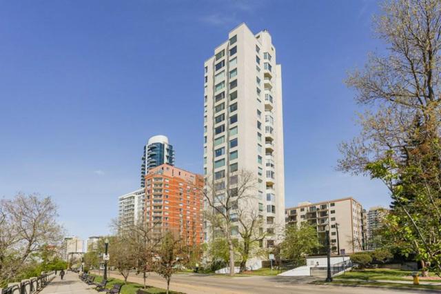 1601 11826 100 Avenue, Edmonton, AB T5K 0K3 (#E4157637) :: The Foundry Real Estate Company