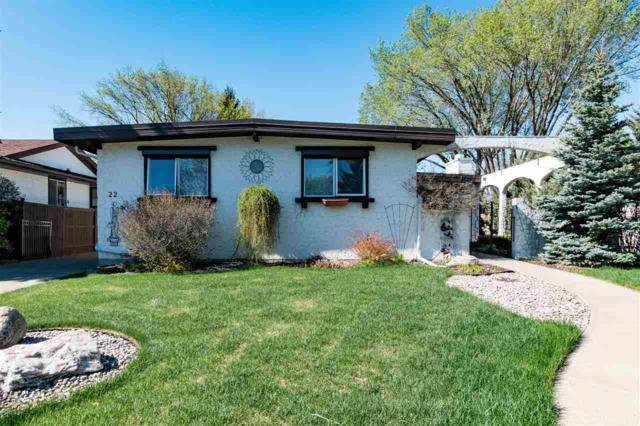 22 Garrison Crescent, Sherwood Park, AB T8A 2S8 (#E4157674) :: The Foundry Real Estate Company