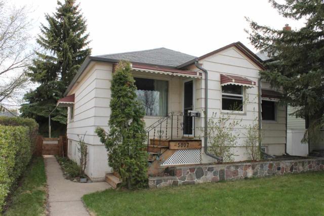 5007 46 Avenue, Wetaskiwin, AB T9A 0H4 (#E4157675) :: The Foundry Real Estate Company
