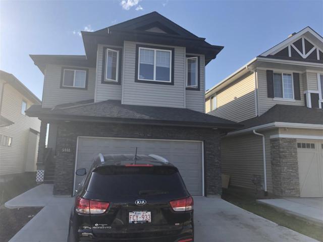 5448 20 Avenue, Edmonton, AB T6X 1V4 (#E4157692) :: The Foundry Real Estate Company