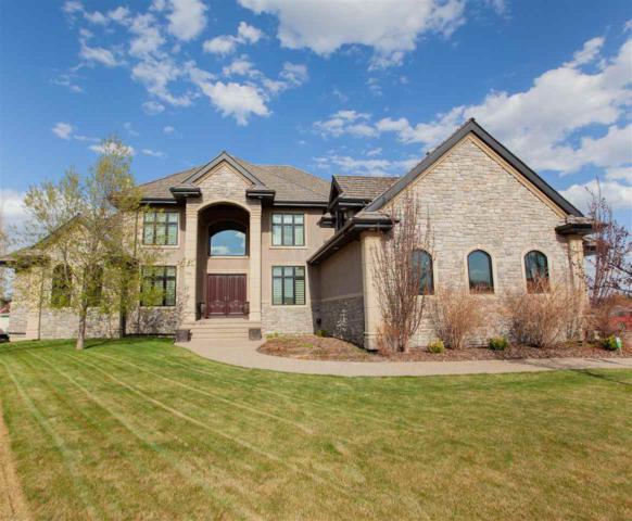 9702 101 Avenue, Morinville, AB T8R 1B3 (#E4157705) :: David St. Jean Real Estate Group