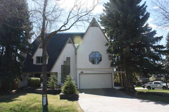 91 St.Georges Crescent NW, Edmonton, AB T5N 3M7 (#E4157708) :: David St. Jean Real Estate Group