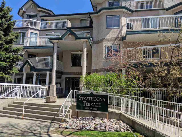 403 8909 100 Street, Edmonton, AB T6E 6T4 (#E4157709) :: David St. Jean Real Estate Group
