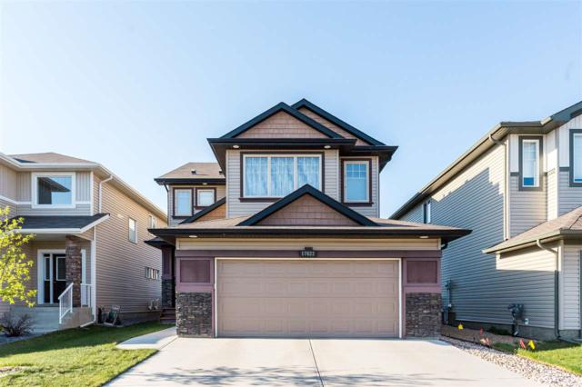 17622 5A Avenue, Edmonton, AB T6W 2E3 (#E4157743) :: Mozaic Realty Group