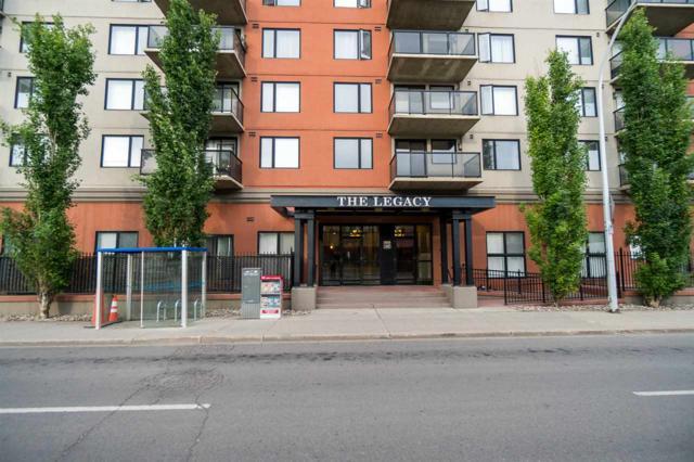 102 10303 105 Street, Edmonton, AB T5J 5G3 (#E4157799) :: Mozaic Realty Group
