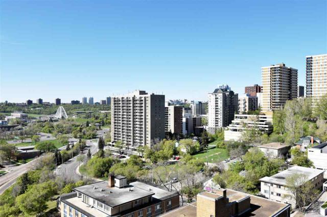 1809 9918 101 Street, Edmonton, AB T5K 2L1 (#E4157920) :: Mozaic Realty Group