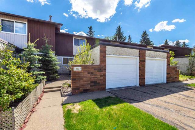 17427 77 Avenue, Edmonton, AB T5T 0H9 (#E4157938) :: David St. Jean Real Estate Group