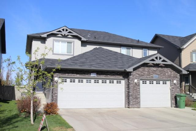 6210 60 Street, Beaumont, AB T4X 0J3 (#E4157970) :: The Foundry Real Estate Company
