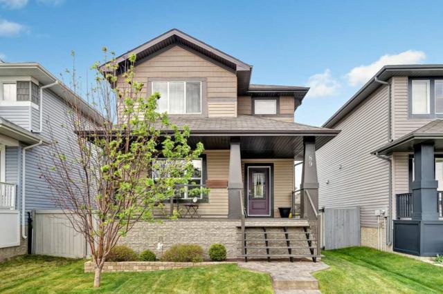 89 Snowbird Crescent, Leduc, AB T9E 0H6 (#E4158004) :: The Foundry Real Estate Company
