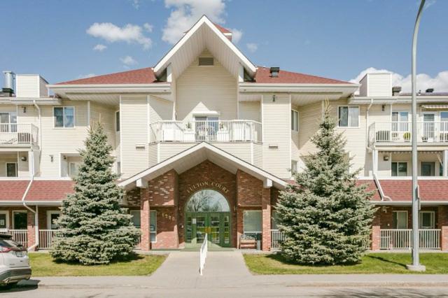 202 6220 Fulton Road, Edmonton, AB T6A 3T4 (#E4158010) :: David St. Jean Real Estate Group