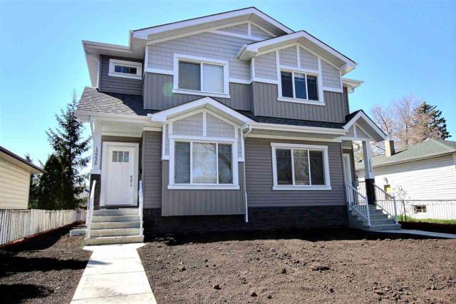 12236 89 Street, Edmonton, AB T5B 3W6 (#E4158013) :: Mozaic Realty Group