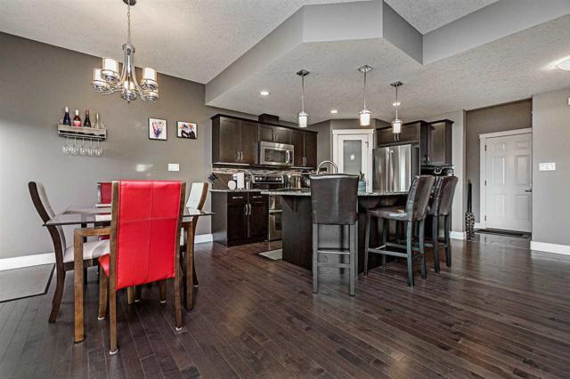 309 Genesis Villa(S), Stony Plain, AB T7Z 0J6 (#E4158024) :: David St. Jean Real Estate Group