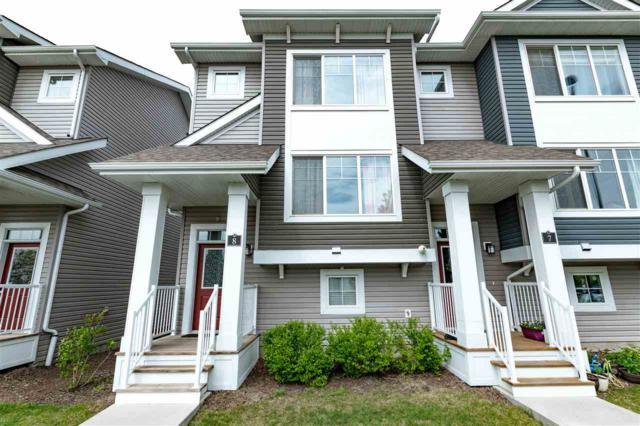 8 140 Youville Drive E, Edmonton, AB T6L 7H6 (#E4158037) :: David St. Jean Real Estate Group