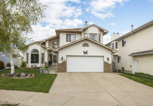 755 Revell Crescent, Edmonton, AB T6R 2E8 (#E4158076) :: David St. Jean Real Estate Group