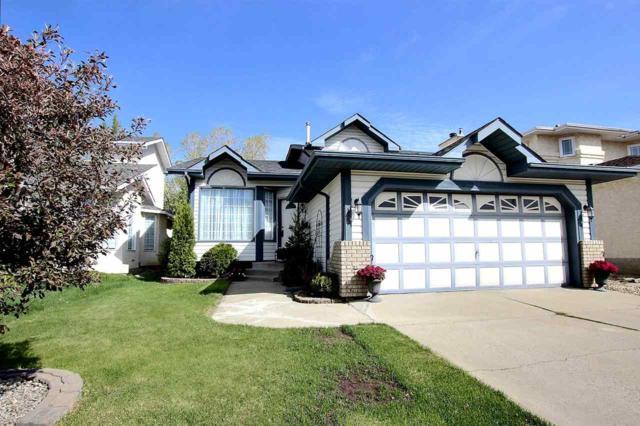 327 Pearson Crescent, Edmonton, AB T5T 5Y6 (#E4158132) :: David St. Jean Real Estate Group