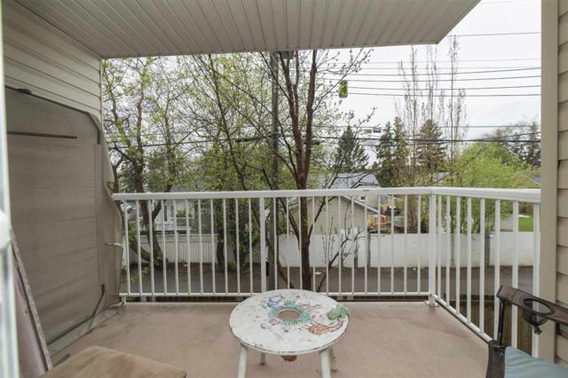 202 12110 119 Avenue, Edmonton, AB T5L 5G9 (#E4158163) :: Mozaic Realty Group